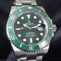 Rolex Submariner Date 116610LV Très bon Acier 40mm Remontage automatique France, Paris