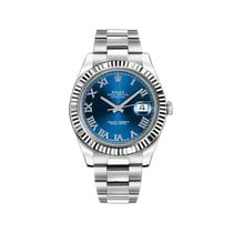 Rolex Datejust II Steel 41mm Blue No numerals United States of America, California, SAN DIEGO