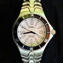 Ebel Sportwave Steel 41mm White No numerals United States of America, Georgia, Alpharetta
