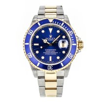 Rolex Submariner Date Gold/Steel 40mm Blue No numerals United States of America, California, SAN DIEGO