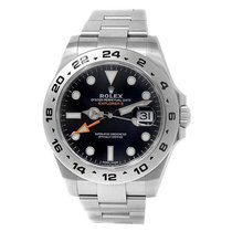 Rolex Explorer II Steel 42mm Black No numerals United States of America, California, SAN DIEGO