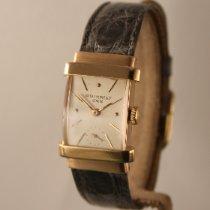 Patek Philippe Vintage Oro rosa Plata Sin cifras