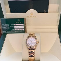 Rolex Pearlmaster Yellow gold 34mm United Kingdom, Wilmslow