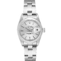 Rolex Oyster Perpetual Lady Date Steel 25mm Silver United States of America, Georgia, Atlanta