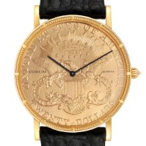 Corum Coin Watch Yellow gold 36mm United States of America, Georgia, Atlanta