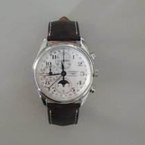 Longines L2.673.4.78.3 Steel 2009 Master Collection 40mm pre-owned
