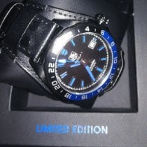 TAG Heuer Formula 1 Calibre 7 new Automatic Watch with original box and original papers WAZ201A.FC8195