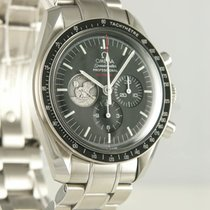 Omega Speedmaster Professional Moonwatch Stal 40mm Czarny