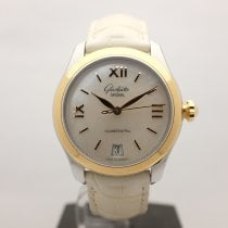 Glashütte Original Lady Serenade Steel 36mm Silver Roman numerals