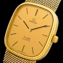 Omega De Ville usados 31mm Amarillo Acero y oro
