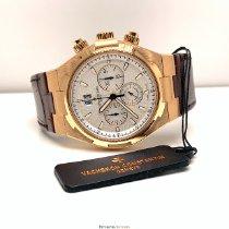 Vacheron Constantin Rose gold Automatic new Overseas Chronograph