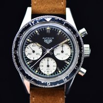 Heuer Steel 39mm United States of America, Connecticut, Stamford
