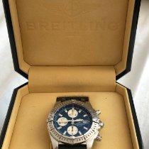 Breitling Chronomat Evolution Acier 44mm Bleu Sans chiffres France, Paris
