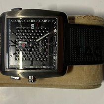 TAG Heuer Professional Golf Watch Titanium Black Arabic numerals