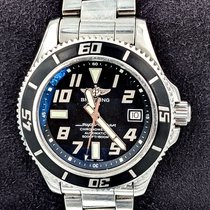 Breitling Superocean 42 Steel 42mm Black Arabic numerals United States of America, Rhode Island, West Kingston