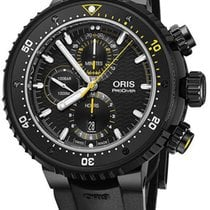 Oris ProDiver Chronograph 01 774 7727 7784-Set 2020 new