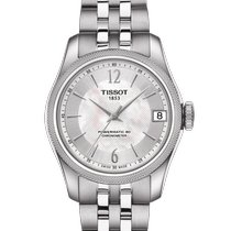 Tissot Ballade Powermatic 80 COSC Steel 32mm Mother of pearl United States of America, Massachusetts, Florence