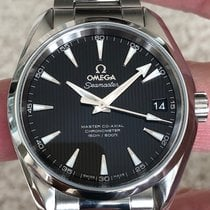 Omega Seamaster Aqua Terra Steel 38.5mm Black No numerals United States of America, California, Temecula