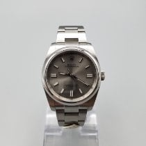 Rolex Oyster Perpetual 36 Steel 36mm Grey No numerals United States of America, California, STOCKTON