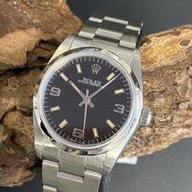 Rolex Oyster Perpetual 31 Stahl 31mm Schwarz Deutschland, München