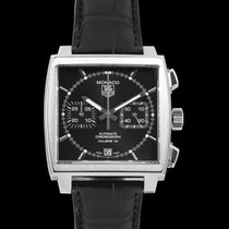 TAG Heuer Monaco Calibre 12 new 2020 Automatic Watch with original box and original papers CAW2110.FC6177