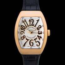Franck Muller Vanguard Rose gold 32mm White United States of America, California, Burlingame