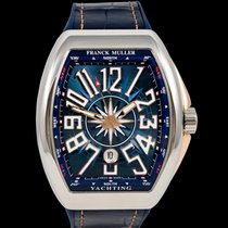 Franck Muller Steel 44mm Automatic V 45 SC DT AC YACHT STG (5N) new United States of America, California, Burlingame