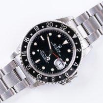 Rolex GMT-Master 16700 Очень хорошее Сталь 40mm Автоподзавод