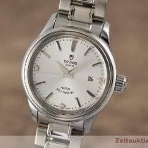 Tudor Style Stahl 28mm Silber Deutschland, Chemnitz