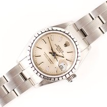 Rolex Oyster Perpetual Lady Date Staal 26mm Grijs Nederland, Opmeer