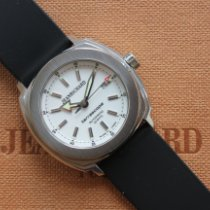 JeanRichard Steel 44mm Automatic 60500-11-701-11A pre-owned
