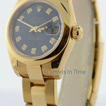 Rolex Lady-Datejust 179168 2001 nouveau