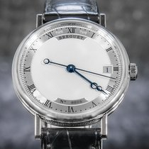 Breguet Or blanc 33.50mm Remontage automatique 9067BB/12/976 occasion