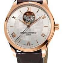 Frederique Constant Classics Automatic Steel 40mm Silver Roman numerals United States of America, New York, Monsey