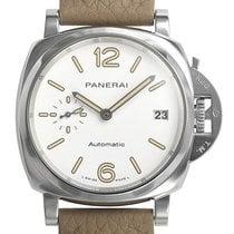Panerai PAM01043 / PAM1043 Acier 2021 38mm nouveau