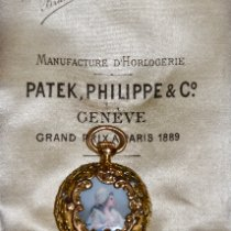 Patek Philippe Or jaune 28mm Remontage manuel Patek Philippe Pocket Watch occasion