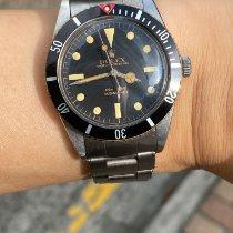 勞力士 Submariner (No Date) 鋼 37mm 黑色 無數字 香港, hong kong