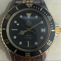 TAG Heuer pre-owned Quartz 37mm Black