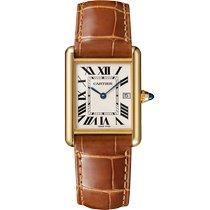 Cartier Tank Louis Cartier new 2021 Quartz Watch with original box and original papers W1529756
