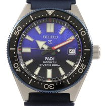 Seiko Prospex 43mm Bleu