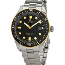 Oris Divers Sixty Five Steel 42mm