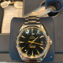 Omega Seamaster Aqua Terra Steel Blue No numerals United States of America, Florida, Fort Myers