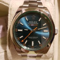 Rolex Milgauss Steel 40mm Black No numerals United States of America, Florida, Nokomis