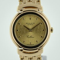 Rolex Cellini Yellow gold 26mm Champagne No numerals United States of America, California, Pleasant Hill