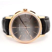 Zenith Elite Chronograph Classic Rose gold 42mm Brown United States of America, Florida, Aventura