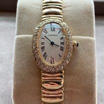 Cartier Baignoire Yellow gold Silver Roman numerals United States of America, California, San Francisco