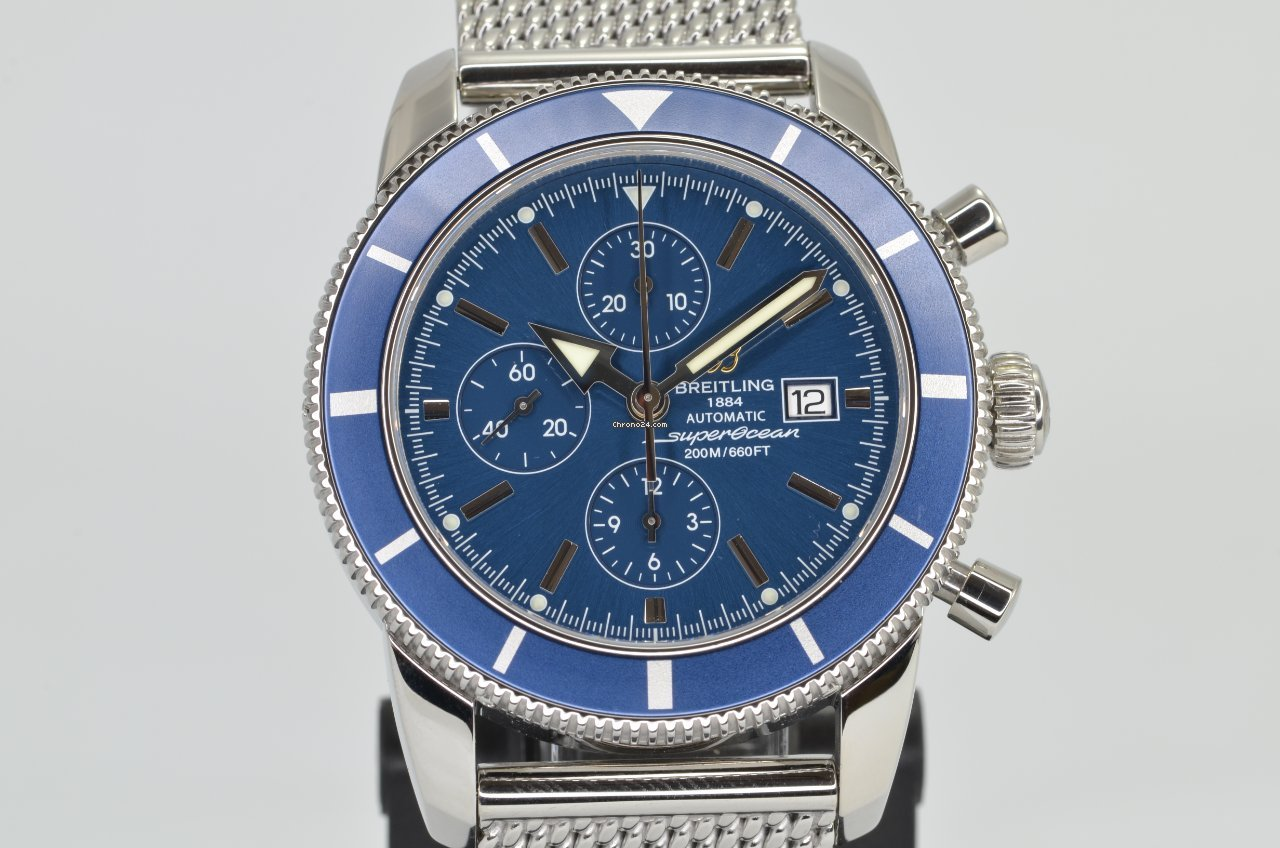 Breitling Superocean Heritage Chronograph A13320 2008 pre-owned
