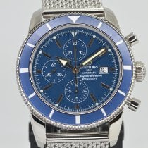 Breitling Superocean Heritage Chronograph Steel 46mm Blue No numerals United States of America, California, Stockton