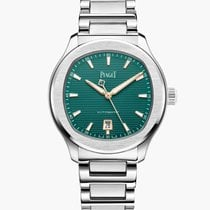 Piaget Polo S Steel 42mm Green