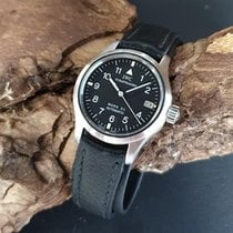 IWC Pilot Mark Acero 28mm Negro